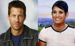 Know about the married life of James Haggar and Naga Munchetty. Are they getting a divorce