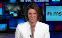 MSNBC Correspondent Kasie Hunt, know about her Affairs and Boyfriends. Is she Dating someone or already Married?