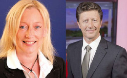 Broadcaster Charlie Stayt and Anne Breckell got married in 1995. Know about their family and children