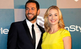 After divorcing Missy Peregrym, is actor Zachary Levi and Yvonne Strahovski Dating? Rumors of Dating Yvonne Strahovski-Know about his Past and Present Relationship