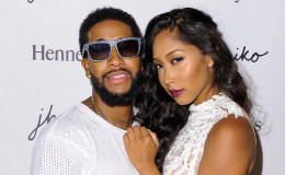 Singer Omarion Granberry and his girlfriend Apryl Jones has officially broken up. Find out the reason here