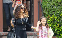 Valentina Paloma Pinault is the Daughter of Salma Hayek. Know about her family