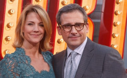 Actor Steve Carell and Nancy Carell got Married in 1995. Know about his Family and Children.