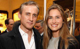 Dan Abrams and his girlfriend Florinka Pesenti are living happily with their son. Are they getting married?