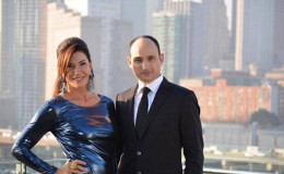 Who is david Visentin's wife? Know about their married life
