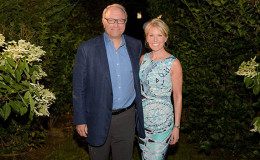 American political commentator Monica Crowley is currently dating Bill Siegel: Couple might get married soon