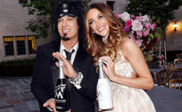 Courtney Sixx Married Nikki Sixx in 2014. Find out about her family and children