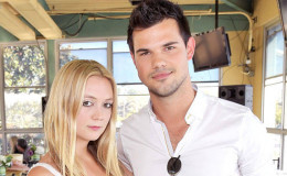 Hollywood's new cutest couple; Billie Catherine Lourd and boyfriend Taylor Lautner