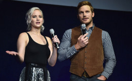 Anna Faris is insecure because of the dating rumors of husband Chris Pratt and actress Jennifer Lawrence