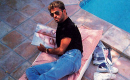 Reuniting in heaven; late legendary singer, George Michael, and his boyfriend late Anselmo Feleppa