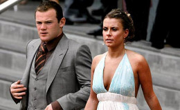 Manchester United star, Wayne Rooney is living a blissful married life with wife Coleen McLoughlin and his three children