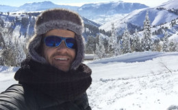 DWTS' Louis van Amstel got married to his longtime boyfriend Joshua Lancaster. See his winter wonderland wedding photos