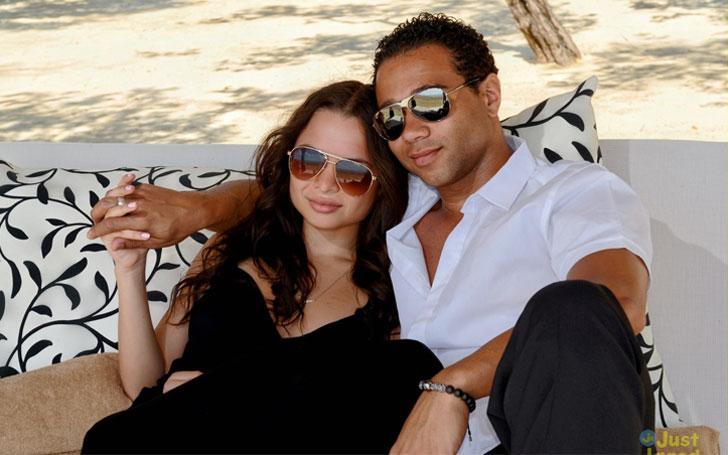 Recently Married Couple Corbin Bleu And Sasha Clements