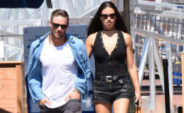New England Patriots star Julian Edelman is rumored to be dating model Adriana Lima: Couple's cute PDA in the Super Bowl 2017