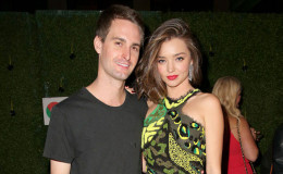 Youngest billionaire Evan Spiegel, 26 engaged to girlfriend Miranda Kerr. The couple is all set to get married