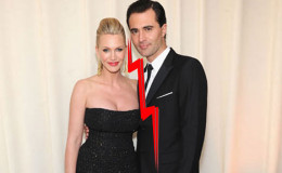 Singer Darius Campbell confirmed the divorce with wife Natasha Henstridge,