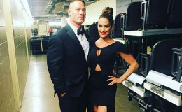 WWE's Nikki Bella is now the future wife of John Cena. He proposes her with a huge diamond ring at Wrestle Mania