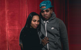 Kevin Gates Married Dreka Gates in 2015 and is living happily as husband and wife with their Children