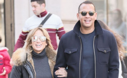 Alex Rodriguez confirmed Dating Singer Jennifer Lopez,