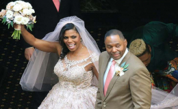 A big congratulation to the newly wed!!! Omarosa Manigault Married Pastor John Allen Newman at Trump's DC hotel