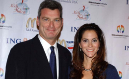 American actress Jami Gertz married to billionaire Antony Ressler. See what makes them Hollywood's one of the most successful couples?