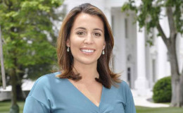 Meet the new Chief White House Correspondent for NBC, Hallie Jackson. See who is her inspiration?