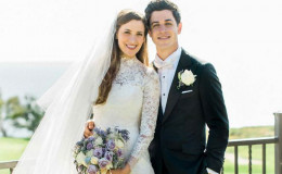 Wizard of Waverly Place's star David Henrie Married his longtime Girlfriend Maria Cahill,