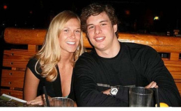 Sidney Crosby and Girlfriend Kathy Leutner are Dating since 2008. Is the Couple getting Married?