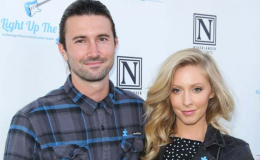 Know about the beautiful Relationship of Brandon Jenner and then-Girlfriend-now Wife Leah Shares: Happy Couple