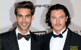 Luke Evans; after breaking up with Boyfriend Jon Kortajarena is he Dating someone? See their current Relationship status