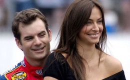 Jeff Gordon Beautiful Marriage Life with Second Wife. The Couple Is A Proud Parents Of Their Two Children