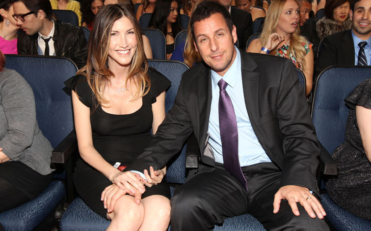 Meet Adam Sandler's Wife Jackie Sandler. See her Career ...
