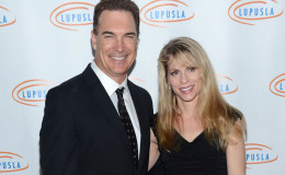 Patrick Warburtan is living a happy Married life with Wife Cathy Jennings. Blessed with Four Children
