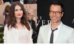 Game of thrones' Carice van Houten is Dating Actor Guy Pearce: The Couple also has a Child together