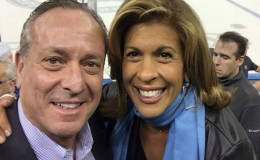 Today Reporter Hoda Kotb Celebrated 4 Years with Boyfriend Joel Schiffman. The Pair Shared an Adorable Snap with their daughter