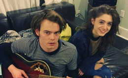 Stranger Things' actress Natalia Dyer is Dating her co-actor. Find out who is her Boyfriend?
