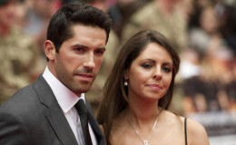 Scott Adkins enjoying marriage life with his Wife and Children; Be up close and personal with the English Actor