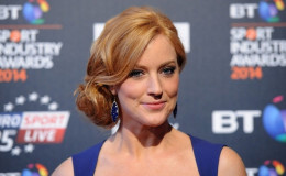 Sarah-Jane Mee; The Sky News Presenter, 38 is still not Married: Metaphorically Dating her work