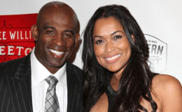 Tracey Edmonds in a Relationship with Deion Sanders after divorce with Singer Husband; See her Relationship and Affairs