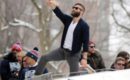 Julian Edelman; Single Father is not Dating Now: Learn the Past Affairs and  Relationships of the New England Patriots Wide Receiver