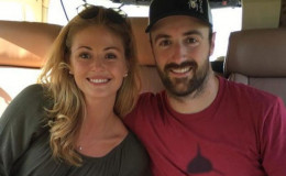 Race Car driver James Hinchcliffe Dating his High School Prom Date since 2016; See their Relationship