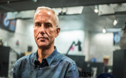 BBC Broadcaster Eddie Mair, find out about his Dating life, Boyfriend, and Career here