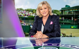 Sue Barker is Married to Husband Lance Tankard: Is the Couple happy together, any Divorce Rumors? Also see her Career
