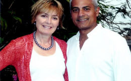 BBC presenter George Alagiah and wife Frances Robathan happy married. See his career and net worth