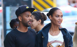 Joan Smalls Dating her Boyfriend for a long time; See their Blissful Relationship