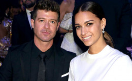 Robin Thicke expecting first Child with Girlfriend; See their Relationship and Affairs