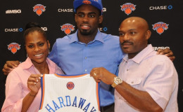 American retired basketball player Tim Hardaway, know about his Married life with Wife and his Relationship with his Son