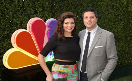 Casey Wilson and Husband David Caspe welcomed their second child. See the Married Life of Happy Couple