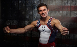 American gymnast Sam Mikulak is Dating Mia Atkins, See the Couple's Relationship