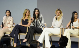 Kourtney Kardashian & Kendall Jenner Come out announcing they're  Not Pregnant on 'Ellen' Halloween Special. Kylie's yet to confirm or deny the rumors!